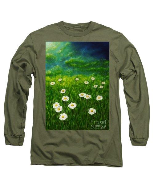 Daisy Meadow Long Sleeve T-Shirt