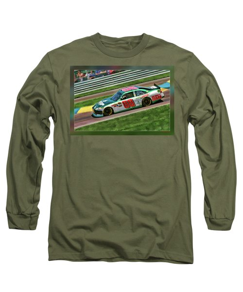 Dale Earnhardt Long Sleeve T-Shirt