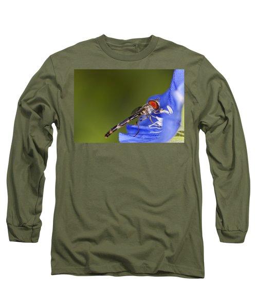 Damselfly 2 Long Sleeve T-Shirt