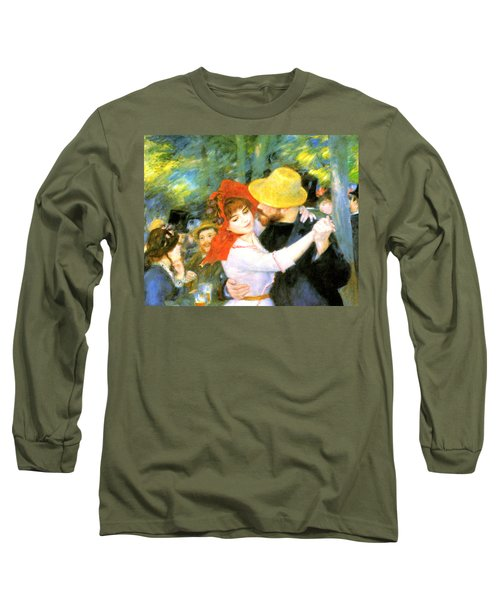 Dance At Bougival Detail Long Sleeve T-Shirt