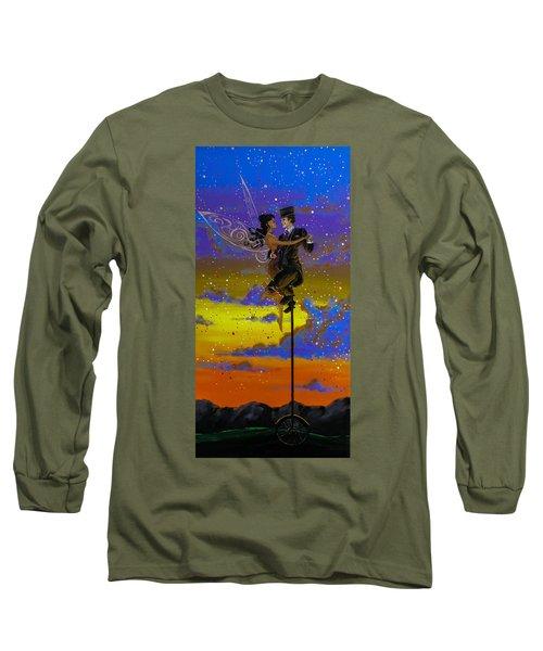 Dance Enchanted Long Sleeve T-Shirt