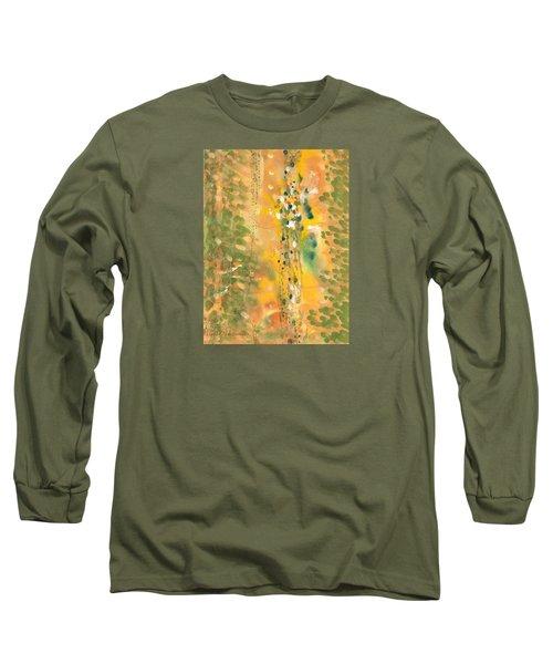 Dance Of The Elementals Long Sleeve T-Shirt by Lynda Hoffman-Snodgrass