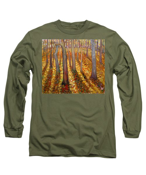 Dancing Trees Long Sleeve T-Shirt