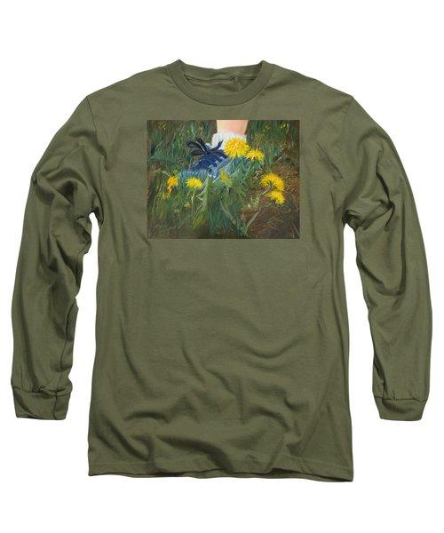 Dandelion Dance Long Sleeve T-Shirt