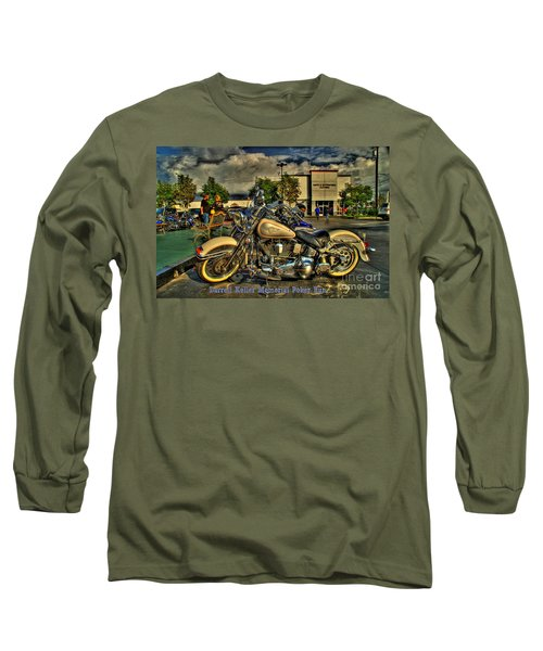 Darrell Keller Memorial Poker Run Long Sleeve T-Shirt