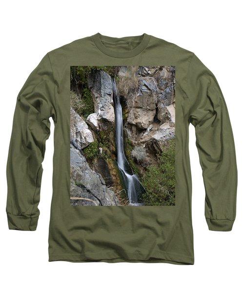 Darwin Falls Long Sleeve T-Shirt by Joe Schofield