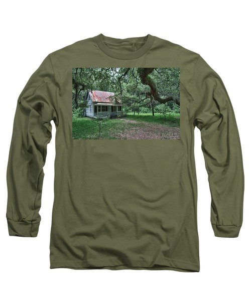 Daufuskie Homestead Long Sleeve T-Shirt