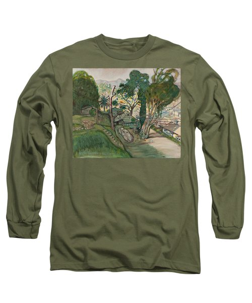 David's House Long Sleeve T-Shirt