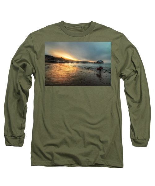 Dawn Session Over Long Sleeve T-Shirt