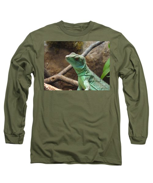 Long Sleeve T-Shirt featuring the photograph Dazed And Confused by Lingfai Leung