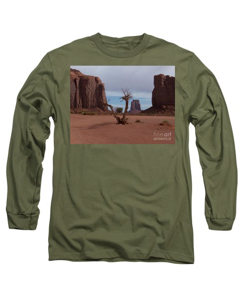 Dead-wood Long Sleeve T-Shirt