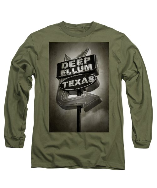 Deep Ellum Long Sleeve T-Shirt