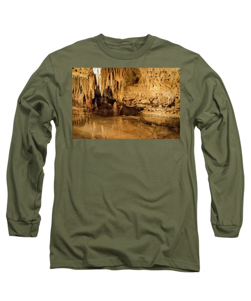 Deep In The Cave Long Sleeve T-Shirt