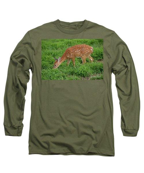 Deer 46 Long Sleeve T-Shirt
