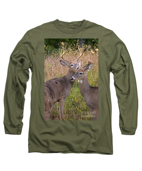 Deer 48 Long Sleeve T-Shirt