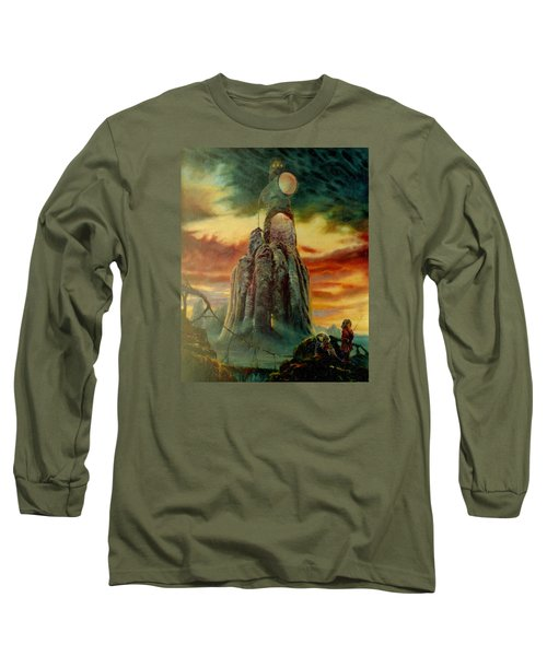 Defenders Of Rocky Desert Long Sleeve T-Shirt