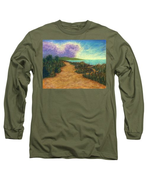 Del Mar Trails 02 Long Sleeve T-Shirt
