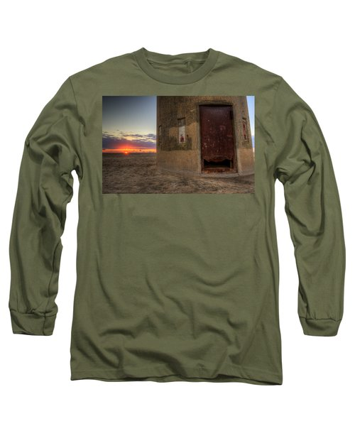 Delaware Lookout Tower Long Sleeve T-Shirt