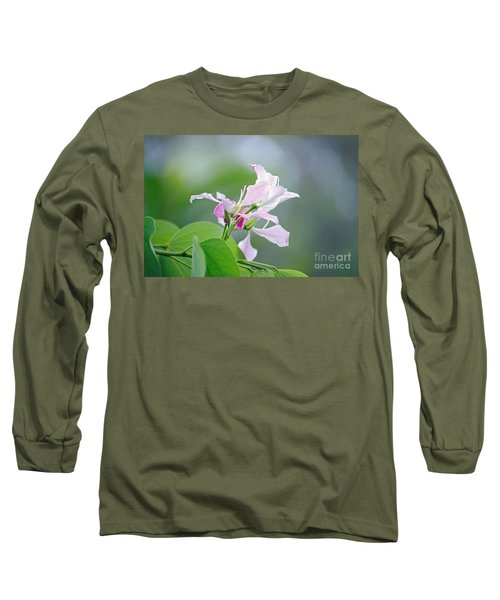Delicate Delight Long Sleeve T-Shirt