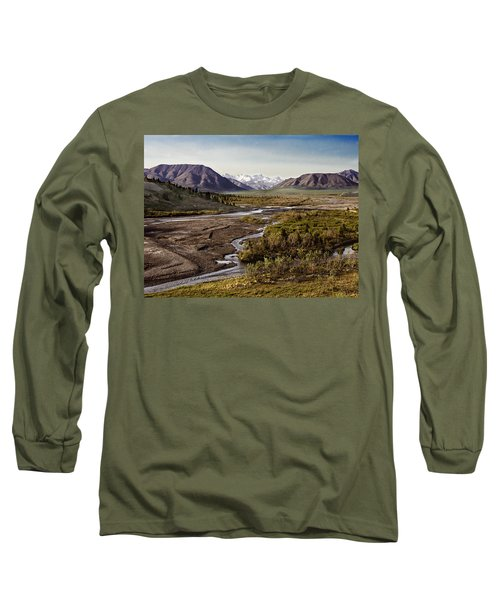 Denali Toklat River Long Sleeve T-Shirt