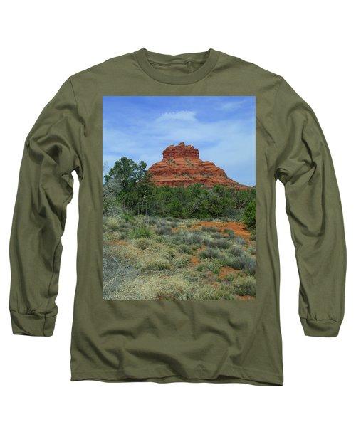 Desert Castle Long Sleeve T-Shirt