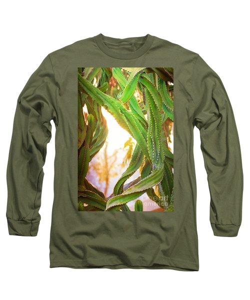 Desert Heat Long Sleeve T-Shirt