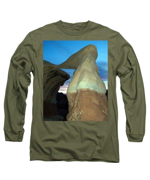 Devil's Garden Metate Arch 008 Long Sleeve T-Shirt