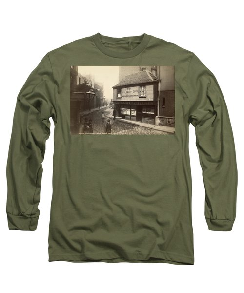 Dickens� Old Curiousity Shop Long Sleeve T-Shirt