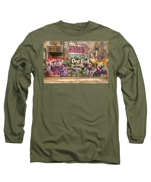 Disorderly Conduct Long Sleeve T-Shirt