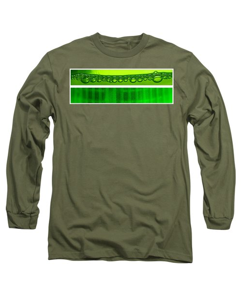 Do The Dew Long Sleeve T-Shirt by Brian Duram