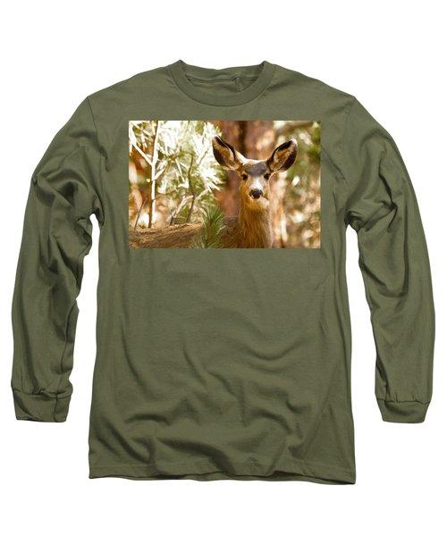 Doe Awareness Long Sleeve T-Shirt