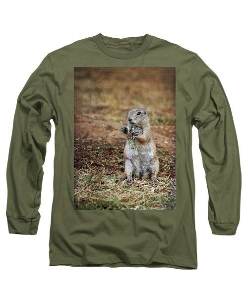 Doggie Snack Long Sleeve T-Shirt