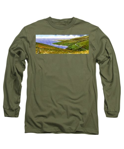Donegal Coast Long Sleeve T-Shirt