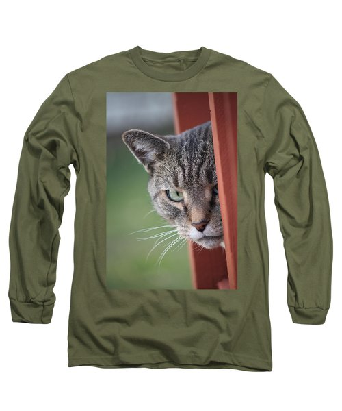 Don't Mess With Gilbert Long Sleeve T-Shirt