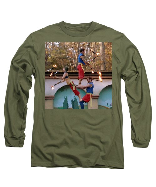 Don't Try This At Home Long Sleeve T-Shirt
