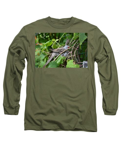 Dove Long Sleeve T-Shirt