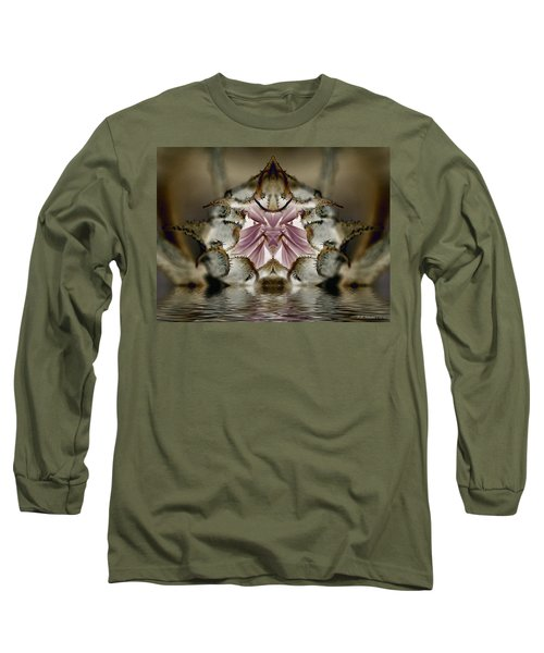 Long Sleeve T-Shirt featuring the photograph Dream 80 by WB Johnston