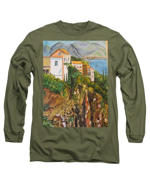 Dream Vacation Long Sleeve T-Shirt