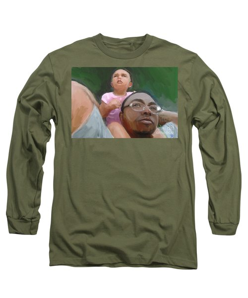 Duane Long Sleeve T-Shirt