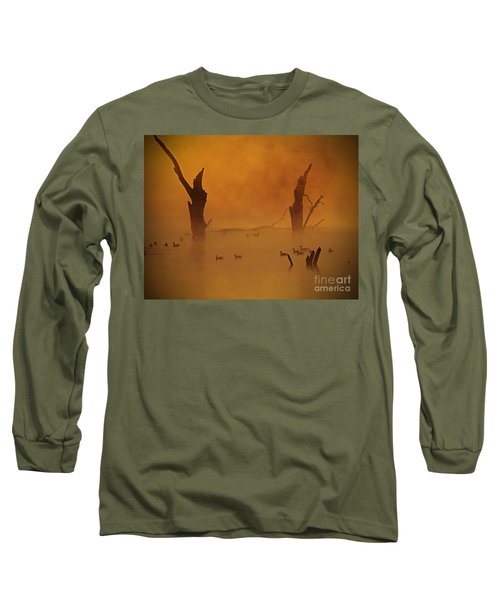 Duck Pond Long Sleeve T-Shirt