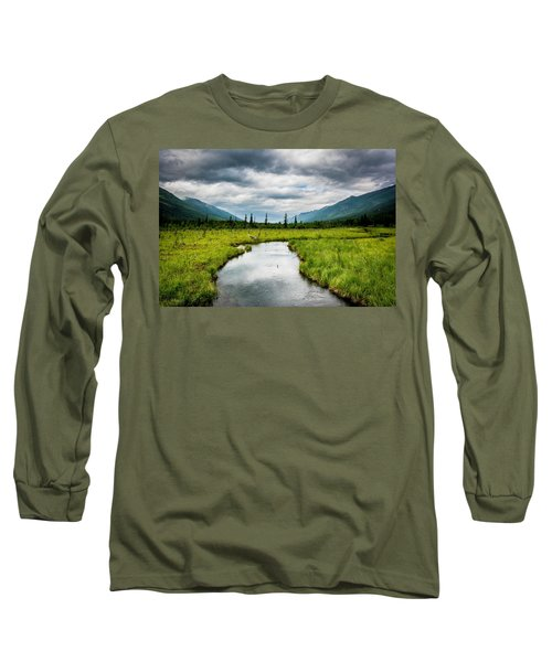 Eagle River Nature Center Long Sleeve T-Shirt