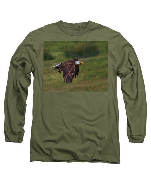 Eagle With Prey Long Sleeve T-Shirt