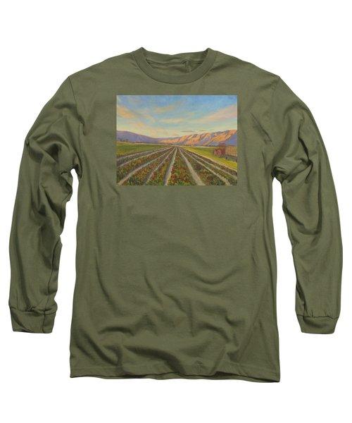 Early Morning Harvest Long Sleeve T-Shirt