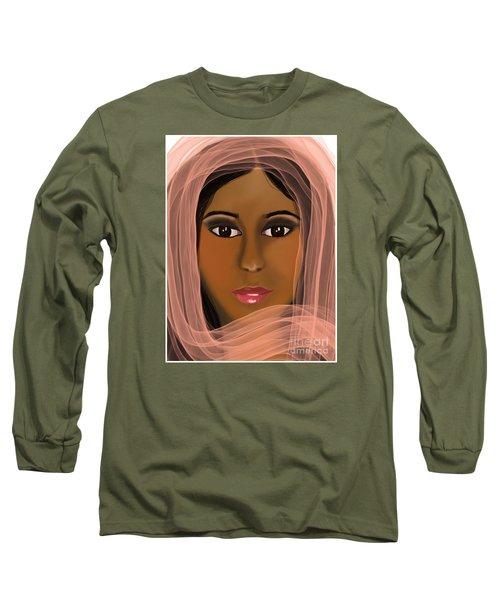 Eastern Beauty Long Sleeve T-Shirt