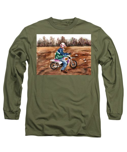 Easy Rider Long Sleeve T-Shirt