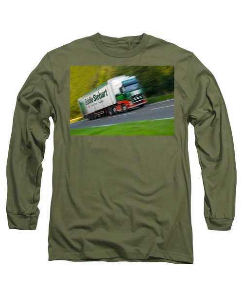 Eddie Stobart Lorry Long Sleeve T-Shirt