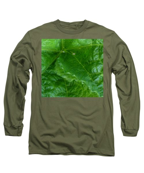 Edgy Long Sleeve T-Shirt