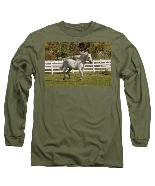 Effortless Gait Long Sleeve T-Shirt