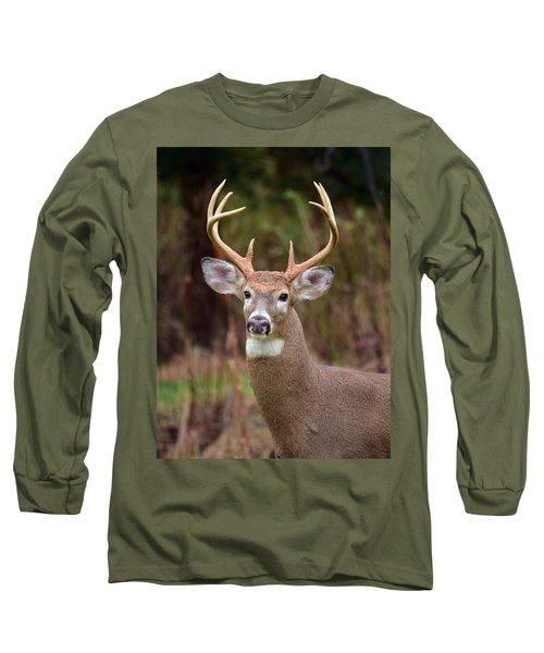 Eight Points Of Awesome Long Sleeve T-Shirt
