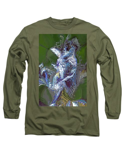 Long Sleeve T-Shirt featuring the photograph Elemental by Richard Thomas